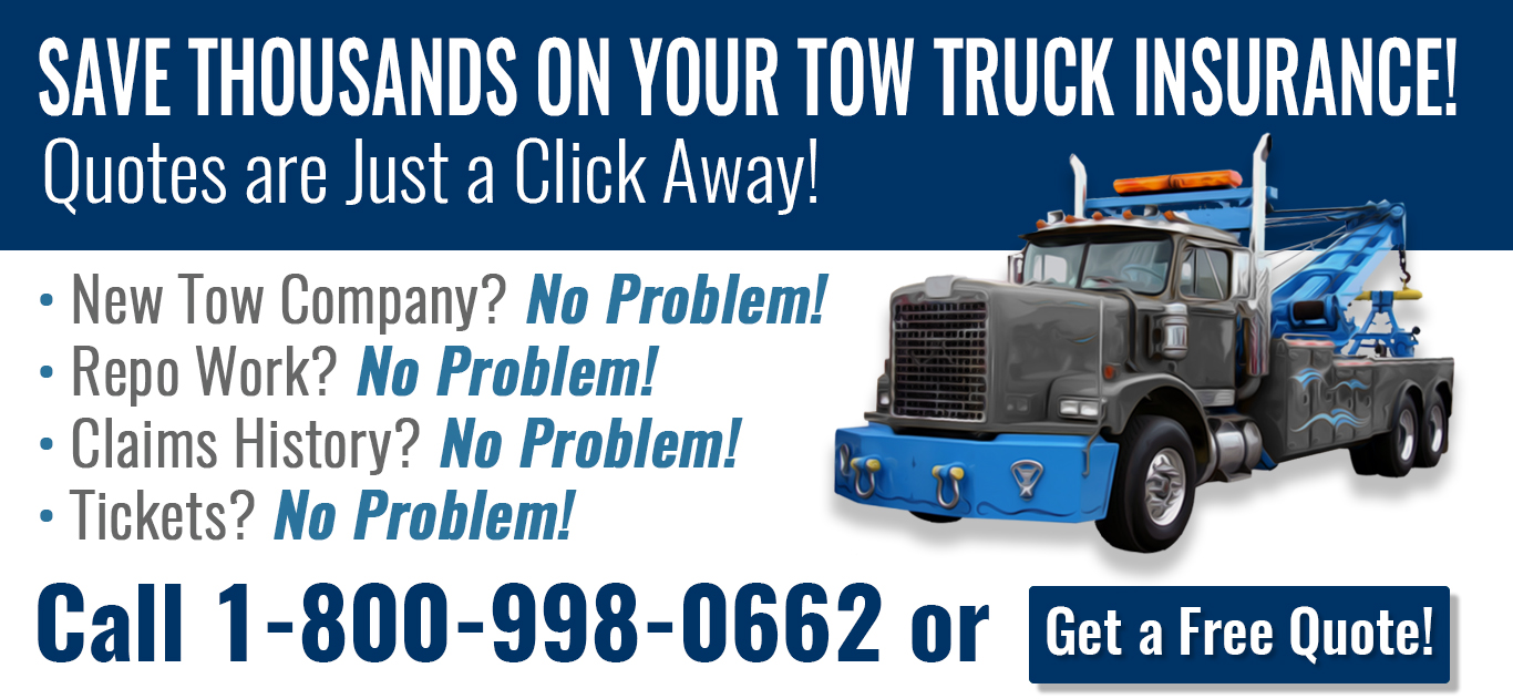 Truck Quotes Tow Truck Insurance Quotes  44Billionlater